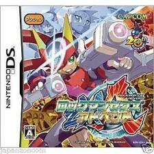 Mega Man Advent ZX Occasion sur DS version Japonaise