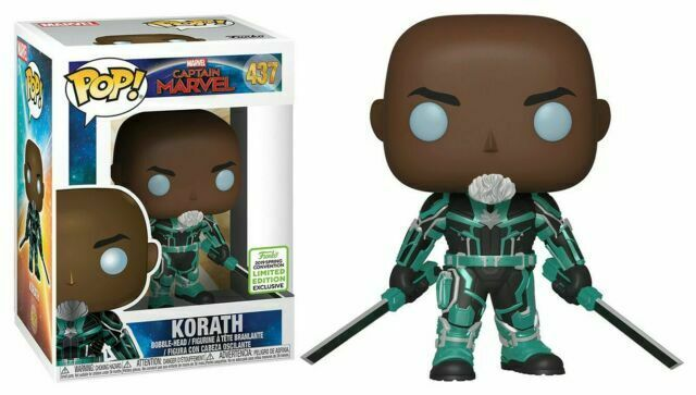 Funko Pop Korath 2019 Spring Convention limited Edition Exclusive 437