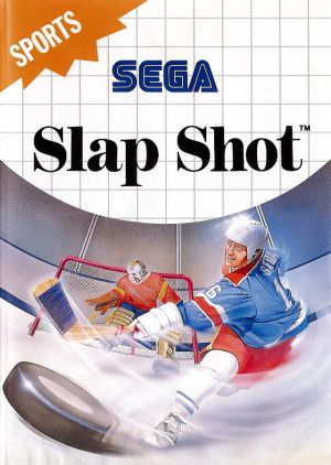 Jeu Master System Slap Shot Occasion Multi langues
