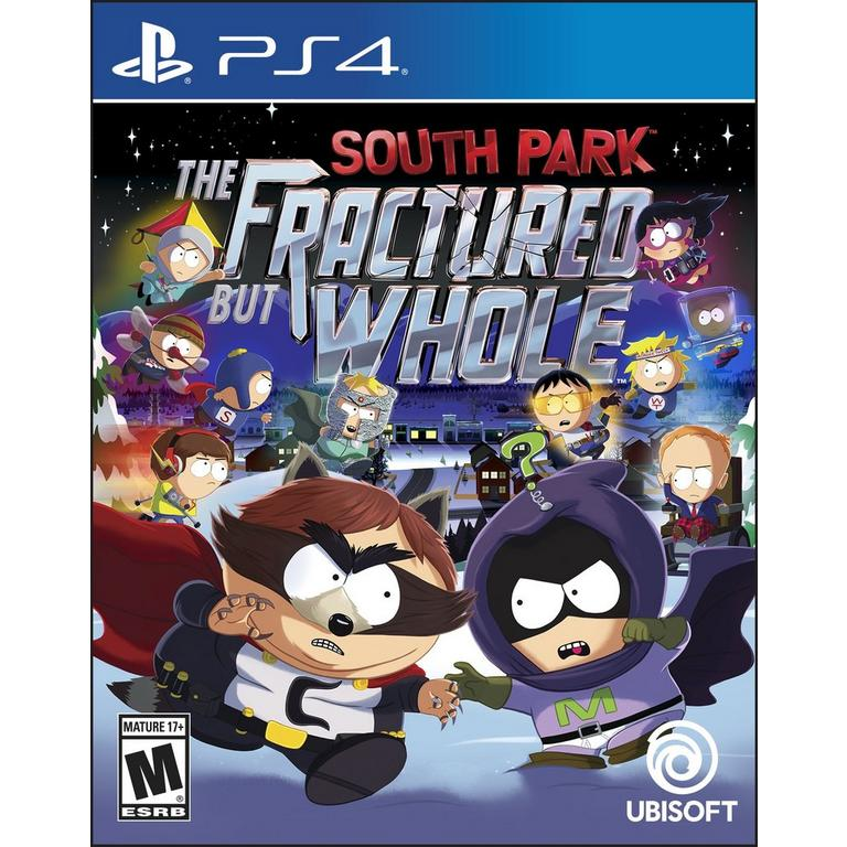 South Park the fractured but whole PS4 (occasion)