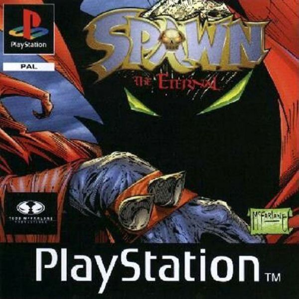 Jeu PS1 Spawn the eternal Occasion Multi Langues