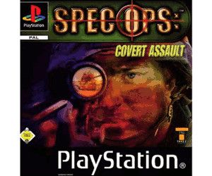 Jeu PS1 Spec Ops Covert Assault Occasion Multi Langues