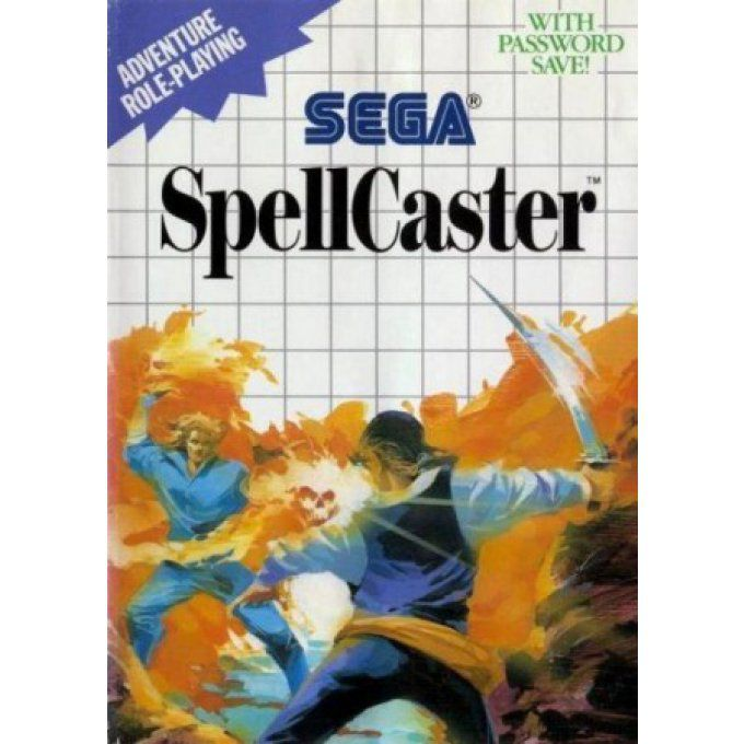 Jeu Master System SpellCaster Occasion Multi langues