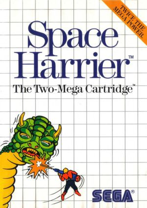 Jeu Master System Space Harrier Occasion Multi langues