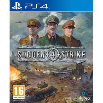 Jeu PS4 Sudden Strike 4 (occasion)