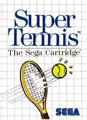 Jeu Master System Super Tennis  Occasion Multi langues