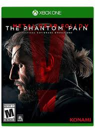 Metal Gear Solid V: The Phantom Pain Xbox One Occasion