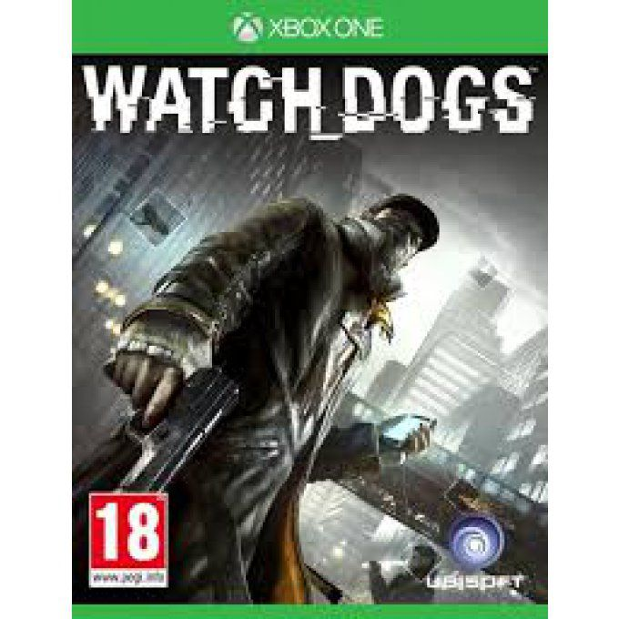 Watch Dogs Xbox One Occasion