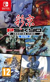 Psikyo Shooting Stars Alpha Switch Neuf