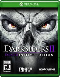 Darksiders II Deathinitive Edition Xbox One Occasion