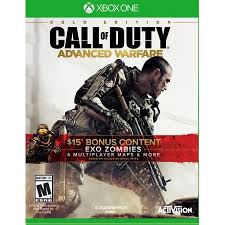 Call of Duty: Advanced Warfare Gold edition Xbox One Occasion