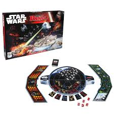 Risk Star Wars Jeu en Anglais