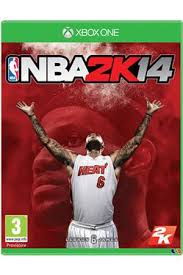 NBA 2K14 Xbox One Occasion