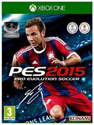 Pro Evolution Soccer PES 2015 Xbox One Occasion