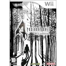 Resident Evil 4 Wii Edition Occasion