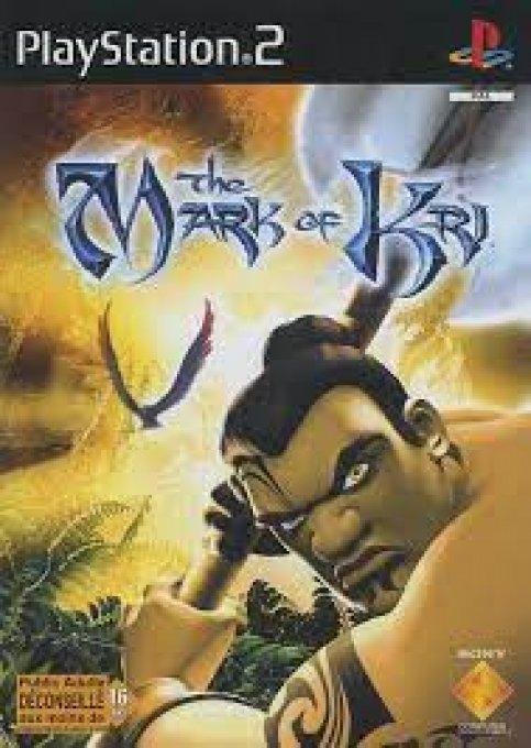 Jeu PS2 The Mark of Kri