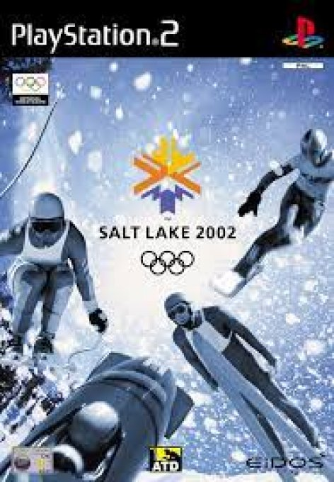 Jeu PS2 Salt lake 2002