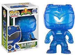 Power Rangers Morphing Blue Ranger Exclusive