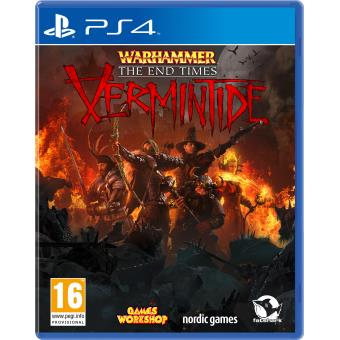 Jeu PS4 Warhammer Vermintide  (occasion)