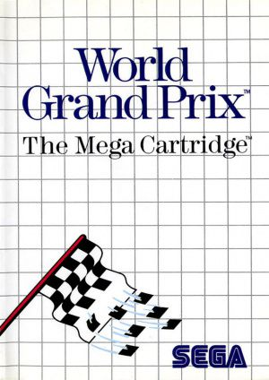 Jeu Master System World Grand Prix Occasion Multi langues